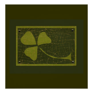 Saint Patrick's Day collage series # 6 Posters