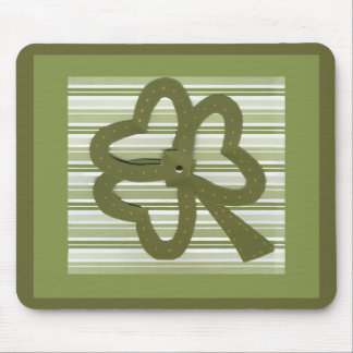 Saint Patrick's Day collage series # 7 Mouse Pad