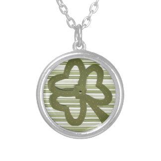Saint Patrick's Day collage series # 7 Necklaces