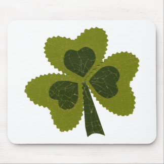 Saint Patrick's Day collage series # 8 Mouse Pad