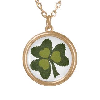 Saint Patrick's Day collage series # 9 Jewelry