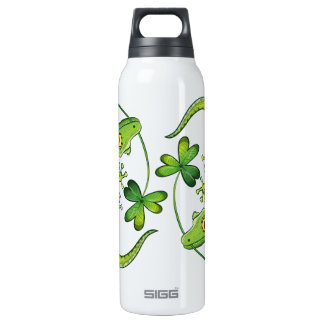 Saint Patrick's Day Gecko SIGG Thermo 0.5L Insulated Bottle
