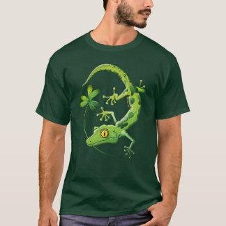 Saint Patrick's Day Gecko T-Shirt
