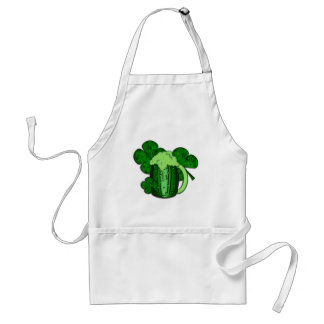Saint Patrick's Day Green Beer Adult Apron