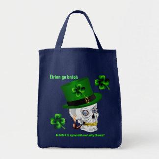 Saint Patrick's Day Irish Lá Fhéile Pádraig Tote Bag