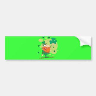 Saint Patricks Day ll Bumper Sticker