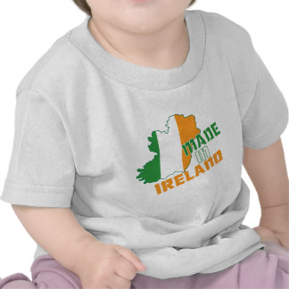 Saint Patrick's Day Made in Ireland T-Shirt