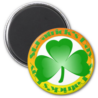 Saint Patrick's Day Magnet