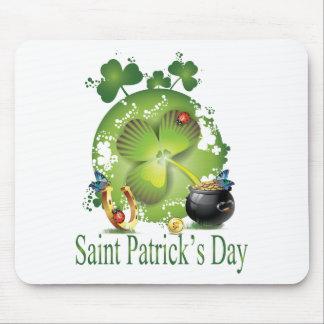 Saint Patrick's Day Mouse Pad