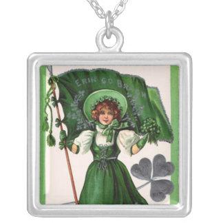 saint patricks day necklace 3