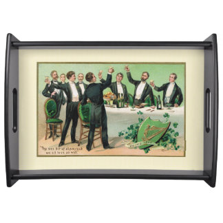 Saint Patrick's Day Party Tray