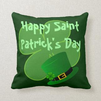 Saint Patrick's Day Pillow