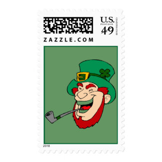 Saint Patrick's day - Postage Stamps