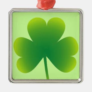 Saint Patrick's Day Shamrock Christmas Tree Ornament