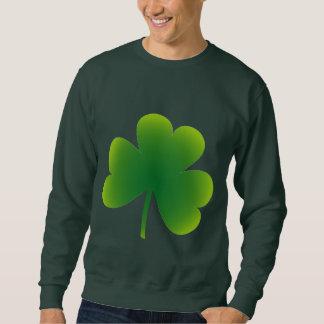 Saint Patrick's Day Shamrock Sweatshirt