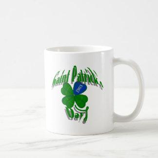 Saint Patrick's Day Since 1903 Mugs