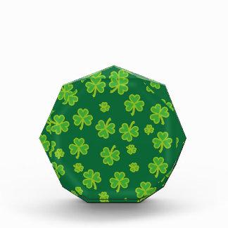 Saint Patrick's Day - Three Leaf Clovers Award