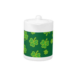 Saint Patrick's Day - Three Leaf Clovers