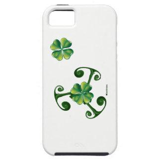 Saint Patrick's Day -Triskele ^Lá Fhélie Pádraig iPhone SE/5/5s Case