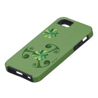 Saint Patrick's Day & Triskele.Lá Fhélie Pádraig iPhone SE/5/5s Case