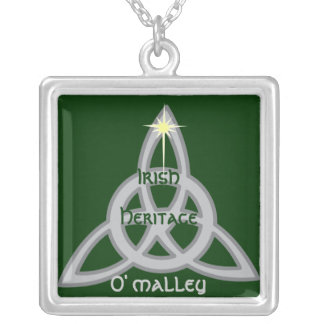 Saint Patrick's Miracles Necklace Charm-Customize