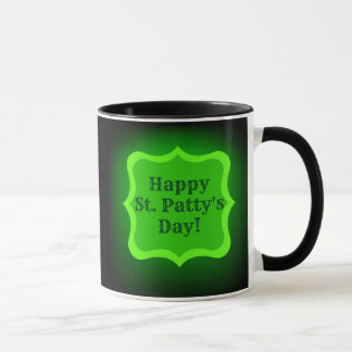 Saint Patricks'Day Wish Mug