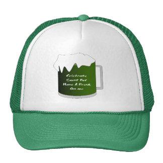 Saint Pats Mug Trucker Hat
