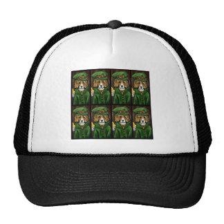SAINT PATTY BEAGLE TRUCKER HAT