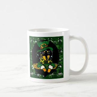 Saint Patty  Dachshund Coffee Mug