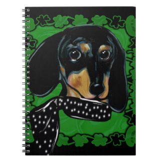 SAINT PATTY DOXIE NOTE BOOK