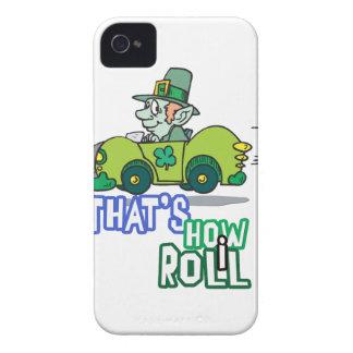 Saint Patty's Day Leprechaun iPhone 4 Cover