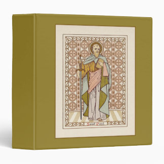 Saint Paul 3 Ring Binder