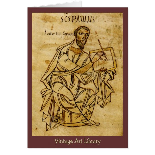 Saint Paul Card