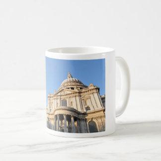 Saint Paul cathedral in London, UK Coffee Mug