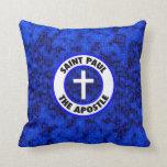 Saint Paul el apóstol Almohada