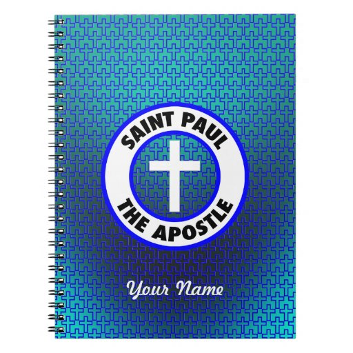 Saint Paul el apóstol Cuadernos