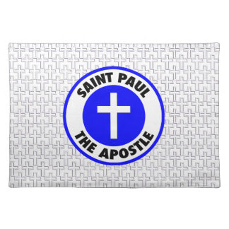 Saint Paul el apóstol Manteles