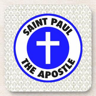 Saint Paul el apóstol Posavasos