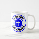 Saint Paul el apóstol Tazas
