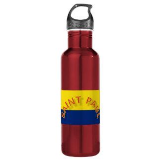 Saint Paul estableció la botella de agua (24
