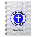 Saint Paul Libro De Apuntes Con Espiral