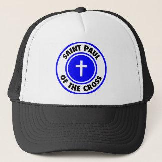 Saint Paul of the Cross Trucker Hat