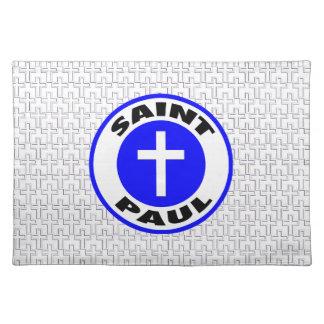 Saint Paul Placemat