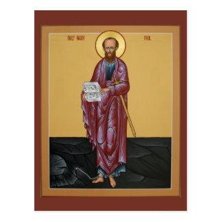 Saint Paul Prayer Card