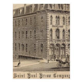 Saint Paul presiona a la compañía Tarjeta Postal
