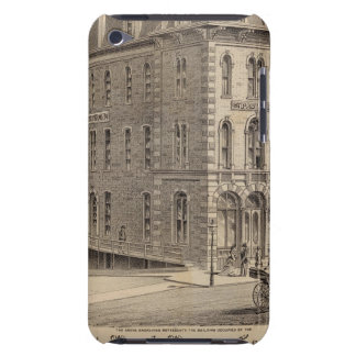 Saint Paul Press Company Barely There iPod Cases