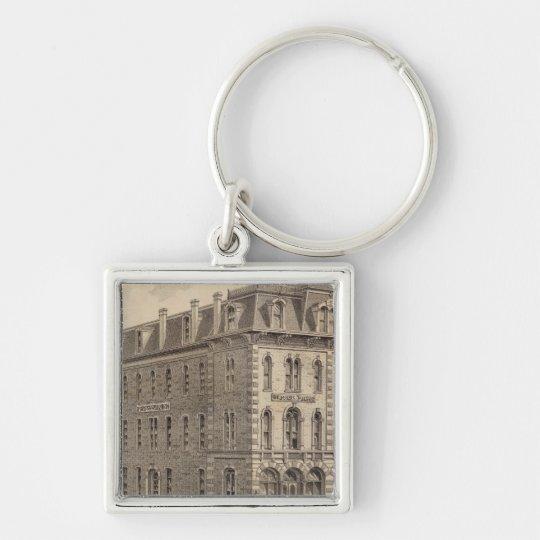 Saint Paul Press Company Keychain