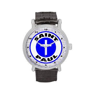 Saint Paul Reloj