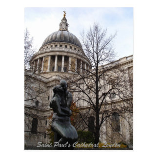 Saint Paul s Cathedral London Postcards