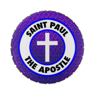 Saint Paul the Apostle Jelly Belly Tins